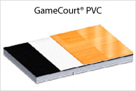GameCourt® PVC Gymnasium Flooring