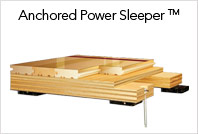Anchored PowerSleeper™ DIN
