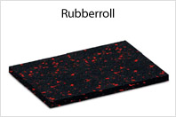 RubberRoll™ Fitness / Weight Room Flooring