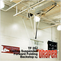 Draper TF-20J Basketball Backstop
