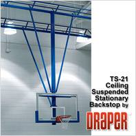 Draper TS-21 Basketball Backstop