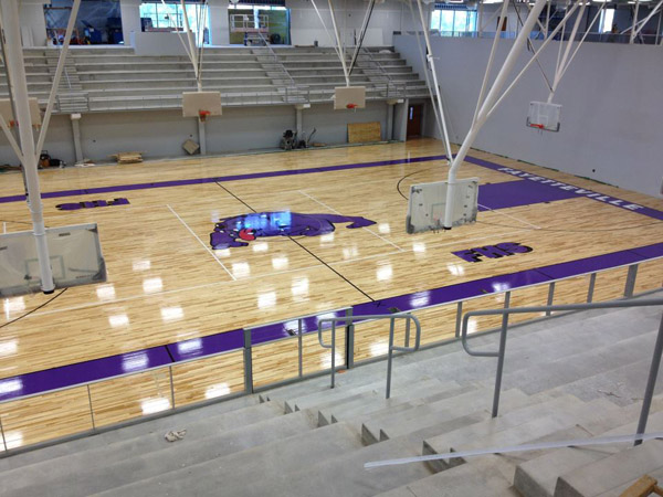 Sports Unlimited Athletic Flooring Systems And
